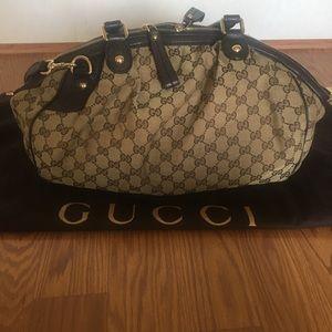 Authentic Gucci Handbag used